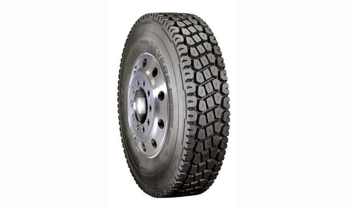 The Cooper Severe Series MSD is offered in two sizes, 11R22.5 (LRH) and 11R24.5 (LRH), which are available for shipment beginning Nov. 1. The