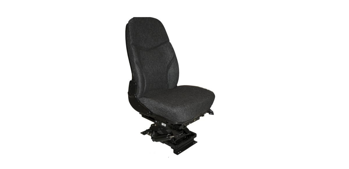 Sears Seating Updates Seats for Refuse Trucks