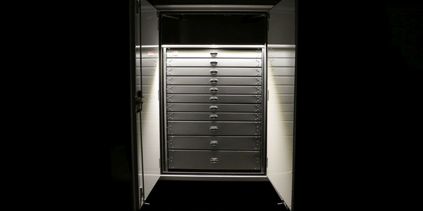 Whether working in dark conditions or just need better visualization of tools, the new Drawer...