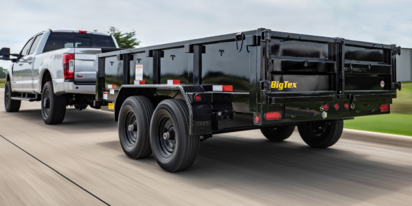 Big Tex has upgraded its 50SR, 70SR, and 90SR model dump trailers to increase versatility,...