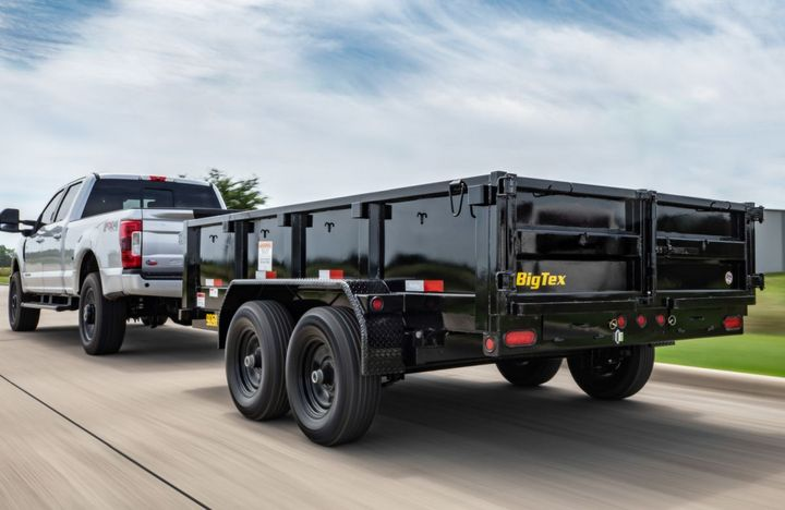 Big Tex has upgraded its 50SR, 70SR, and 90SR model dump trailers to increase versatility, durability and functionality across the lineup.