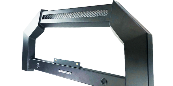 The new Black Horse Armour Bull Bar can be used with LED lights or without LED lights. It is...