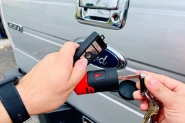 Bolt Locks Now Compatible with Most Key Fobs