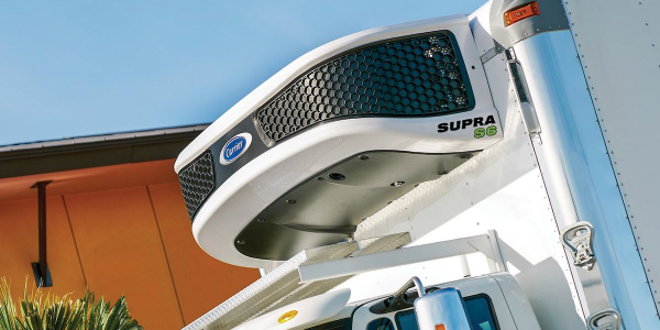 Designed for small- to medium-sized trucks, the Supra S6 unit is the first in a new series of...