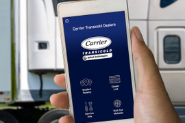 Carrier Transicold Updates Mobile App