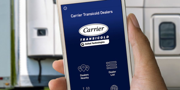 Carrier Transicold Dealers works on smartphones and tablets using Google's Android and Apple...