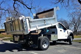 EBY Fullback Dump Body Designed for General Purpose Work