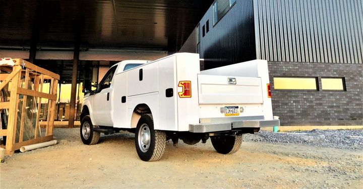 The new service body will be manufactured at EBY's state of the art new manufacturing facility in Ephrata, Pa., and is available for distributor, fleet, and commercial partners in addition to EBY's distributor network.