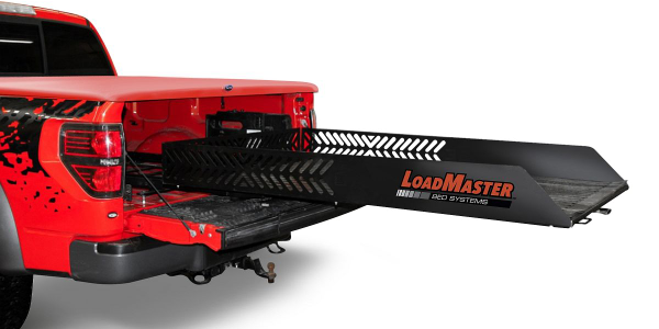 The LoadMaster FE provides 100% extension from the bed of the truck with four different locking...