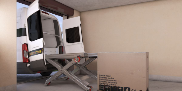 The PowerLoader cab be utilized on all pickup trucks, commercial cargo vans, and service bodies.