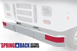 Morgan Olson Launches Spring-Back Bumper