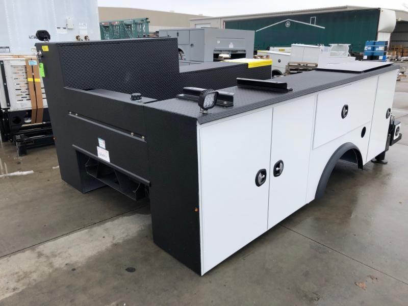 LINE-X New Option on Pal Pro Mechanics Trucks