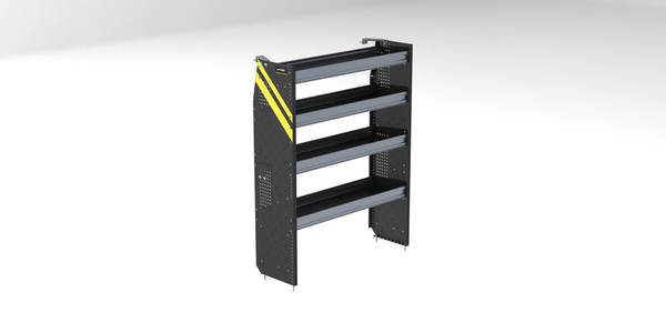Tested for toughness, the durable and rattle-free shelves froom Ranger Deisgn allow for better...