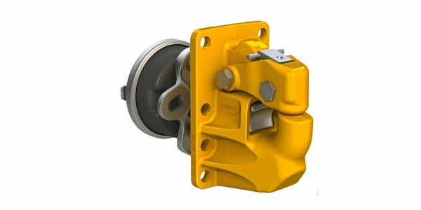 The Holland PH-405 pintle hook is an improvement on the proven PH-400 pintle hook.