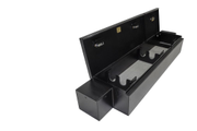 Offering more than 3,000 cubic inches of lockable storage, the Model 353 features a full-width...