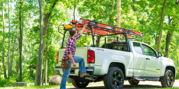With a no-drill easy install, the new Compact Steel Truck rack (Model 1345-52-02) can be...