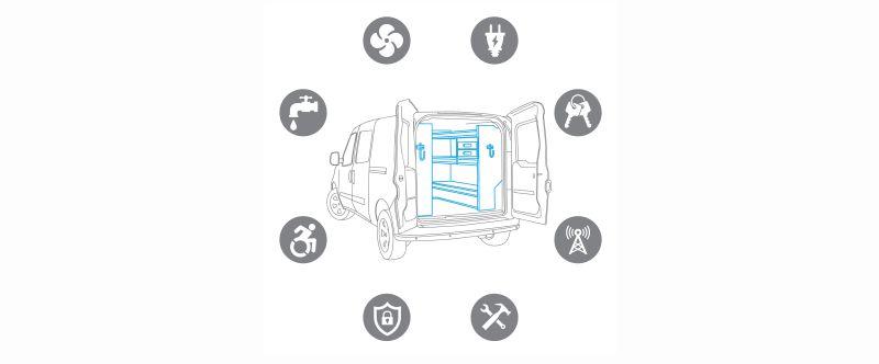 Work Truck Solutions Launches Van Builder