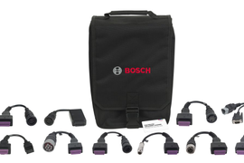 Bosch Offers Diagnostic Kit for Off-Road Equipment