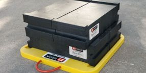 DICA Debuts New ProStack Cribbing Product