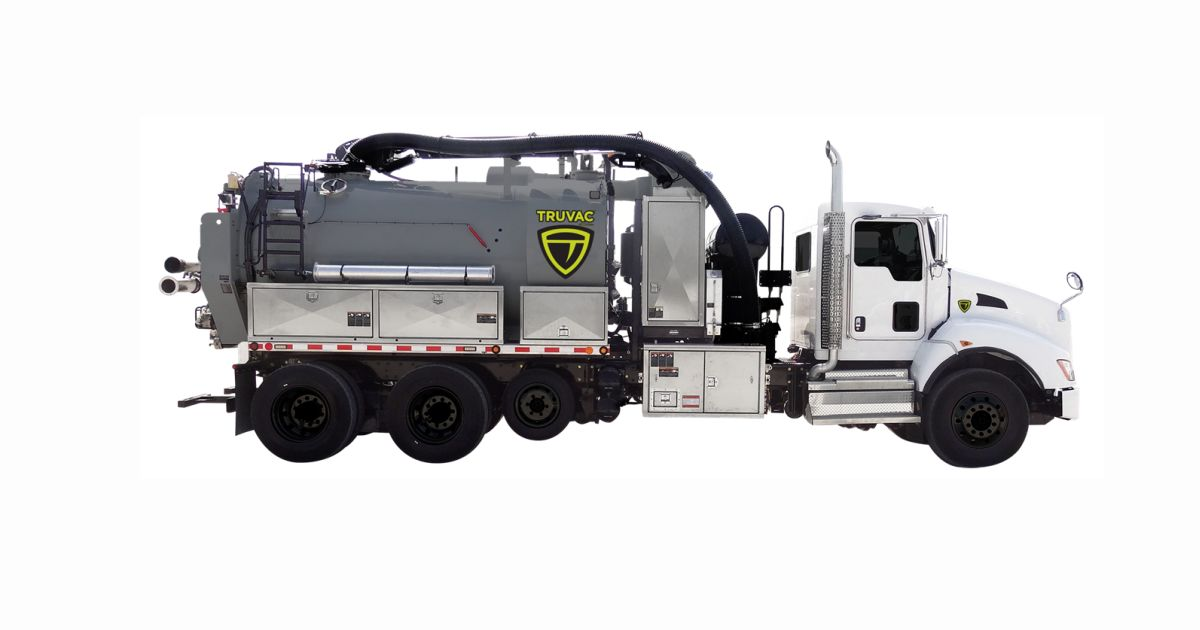 Vactor Launches TRUVAC Vacuum Excavators