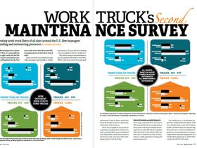 Work Truck's 2nd Maintenance Survey