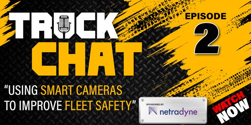 Using Smart Cameras to Improve Fleet Safety