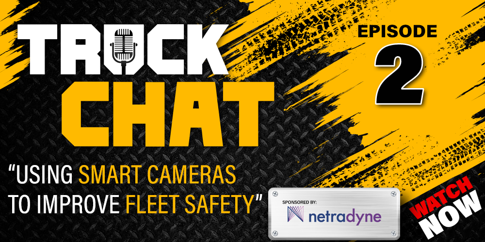 Using Smart Cameras to Improve Fleet Safety