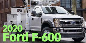 2020 Ford F-600 Walkaround