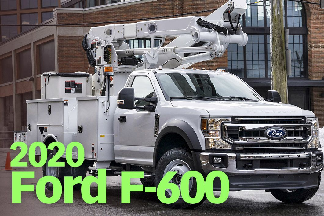 2020 Ford F-600 Walkaround