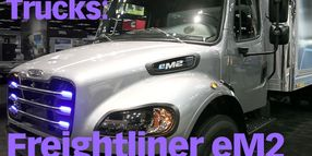 Freightliner's All-Electric eM2
