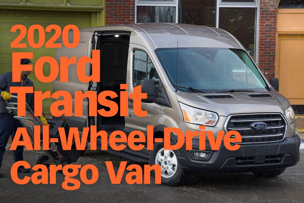 Ford's All-Wheel-Drive Transit Cargo Van