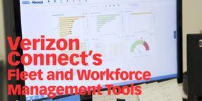 Verizon Connect's Fleet and Workforce Management Tools