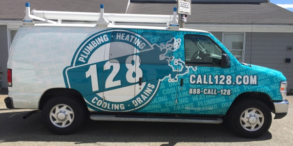 128 Plumbing, Heating, Cooling & Electric serves eastern Massachusetts and manages a fleet of...