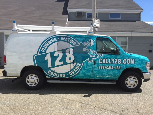 128 Plumbing, Heating, Cooling & Electric serves eastern Massachusetts and manages a fleet of 28 vehicles. (Photo: 128 PHCE) -