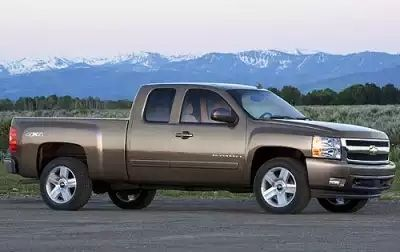 2007 Chevrolet Silverado