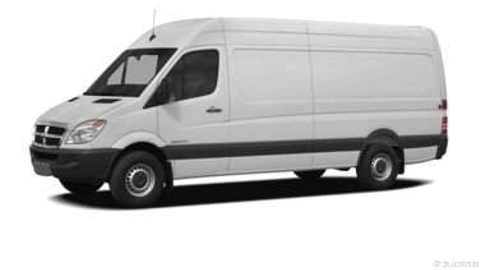 The new 2007 Sprinter is available in three all-new vehicle lengths (233, 273, and 289 inches)...