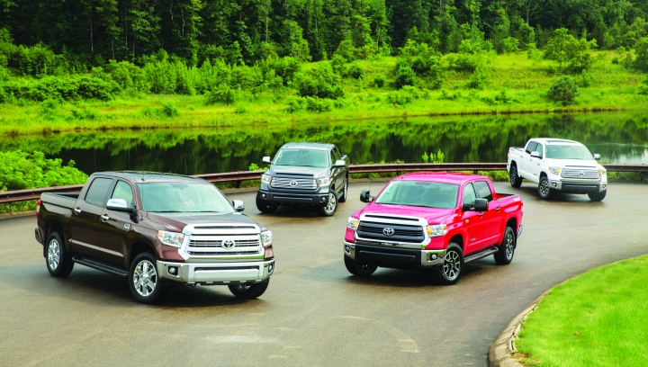 All-New 2014 Toyota Tundra