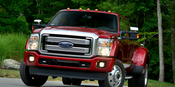 ROUSH CleanTech can retrofit propane-autogas medium-duty vehicles, including the Ford F-450...