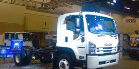 Isuzu Debuts 2018 Class 6 FTR Truck
