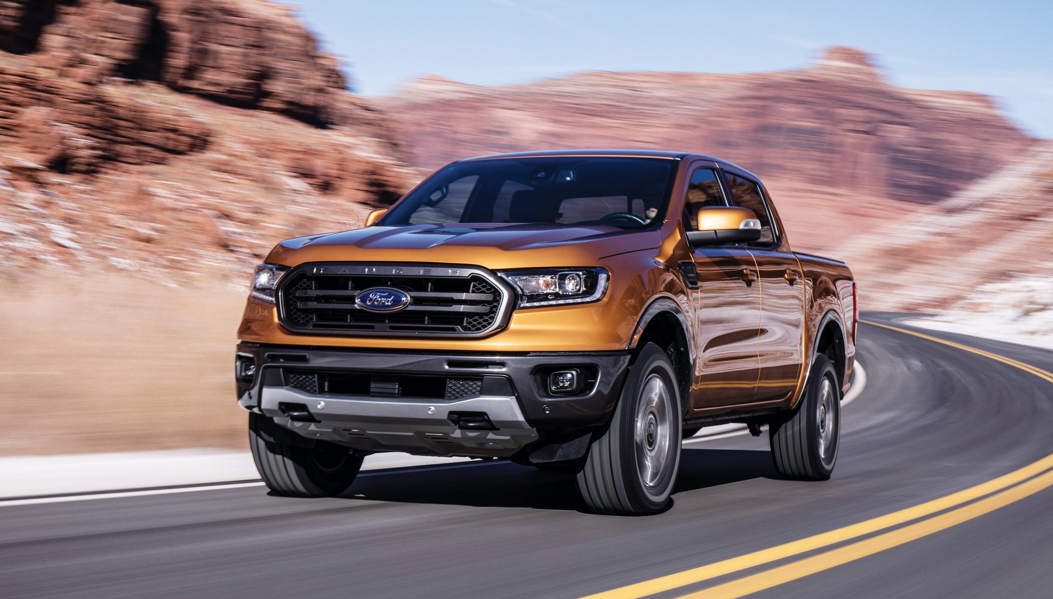 2019 Ford Ranger's Fleet Prospects