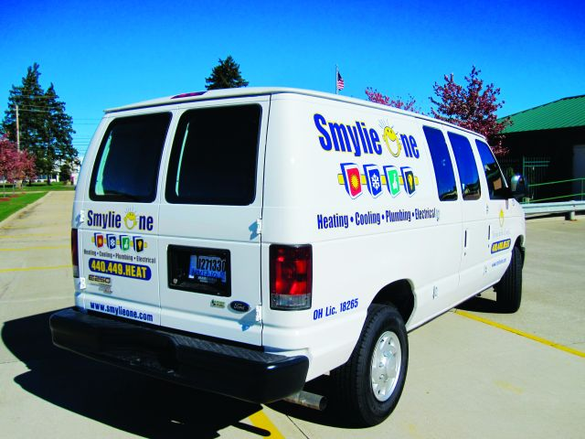 Smylie One shows how fleets can keep graphics simple, and still convey the necessary information.