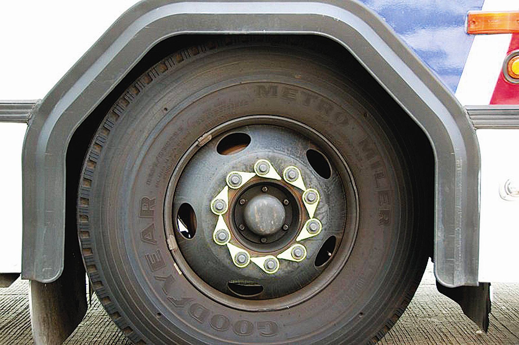 Checked Your Lug Nuts Lately?
