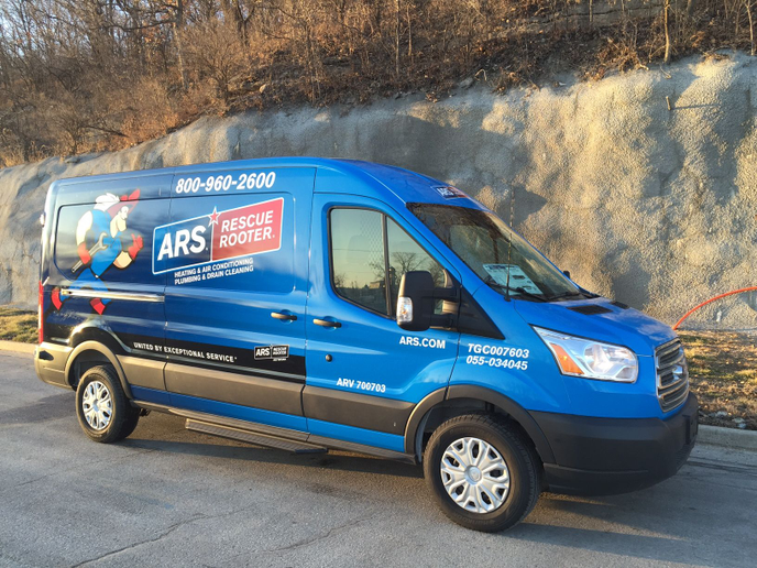 The almost 3,000-vehicle plumbing fleet, which includes the ARS-Rescue Rooter brand, makes more than 1.25 million service calls per year. (PHOTO: ARS/Rescue Rooter) -