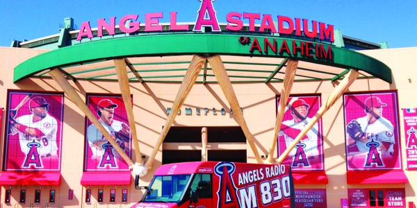 The new fan favorite at Angels Stadium is the KLAA 830 AM Isuzu Reach. The vehicle with its...