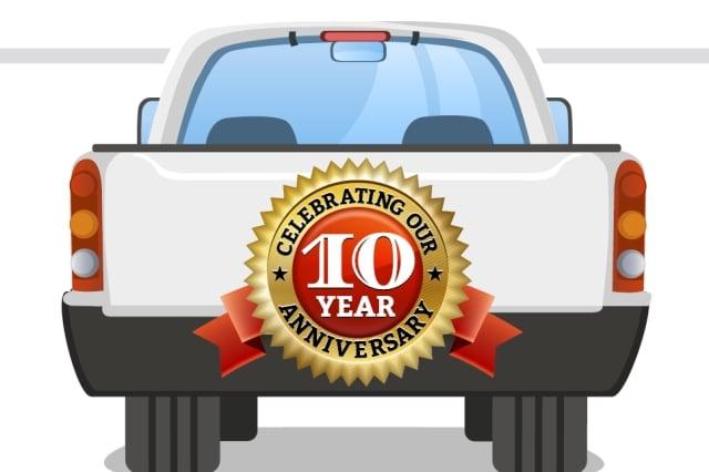 Work Truck Commemorates 10th Anniversary