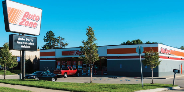 "AutoZone locations are arranged in a hub-and-spoke formation. Larger ""hub"" stores are stocked..."