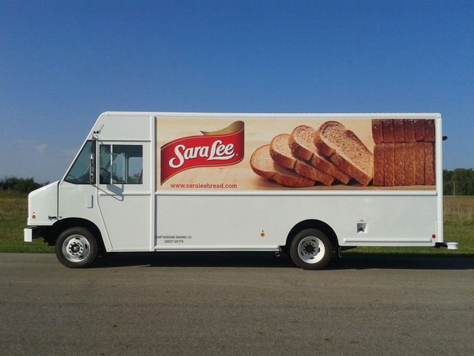 Bimbo Bakeries has added 84 more delivery trucks fueled by propane autogas to its fleet delivering such products as Sara Lee. (PHOTO: Bimbo Bakeries) -