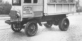 Time Capsule: 1920s Edwin F. Daniels & Co. Truck Auto Car
