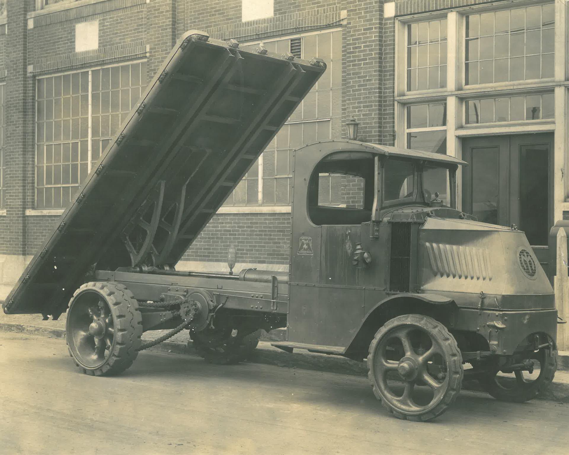 Time Capsule: Chain Driven Upfit Circa 1930s
