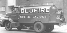 Time Capsule: 1956 Ford 600 Fuel Truck